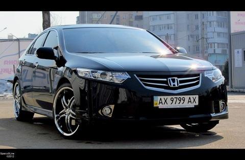 фото хонда аккорд 2012