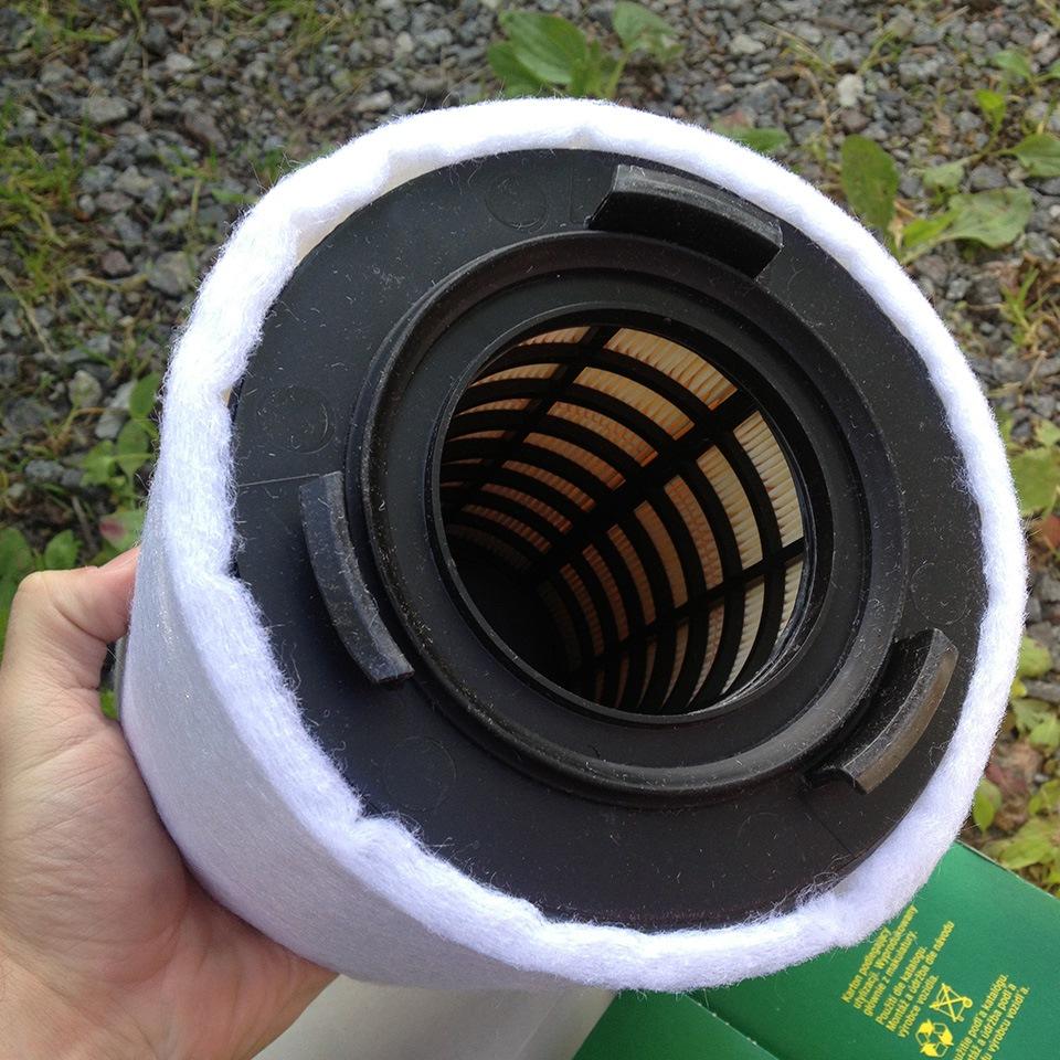 Как поменять воздушный фильтр рено меган 2 дизельный