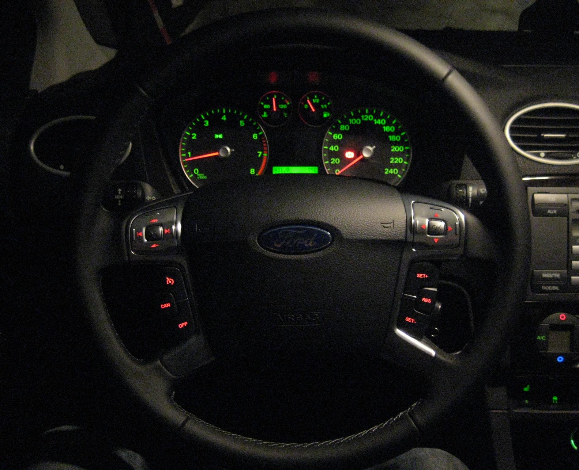 Круиз контроль форд фокус 2 140