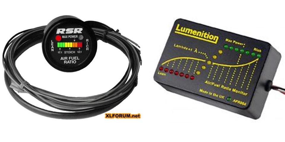 Pit stop (oxygen sensor AFR Innovate MTX-L PLUS