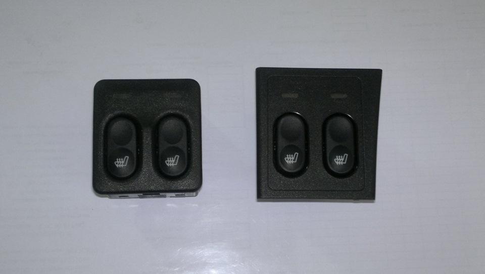 Блоки управления подогрева сидений