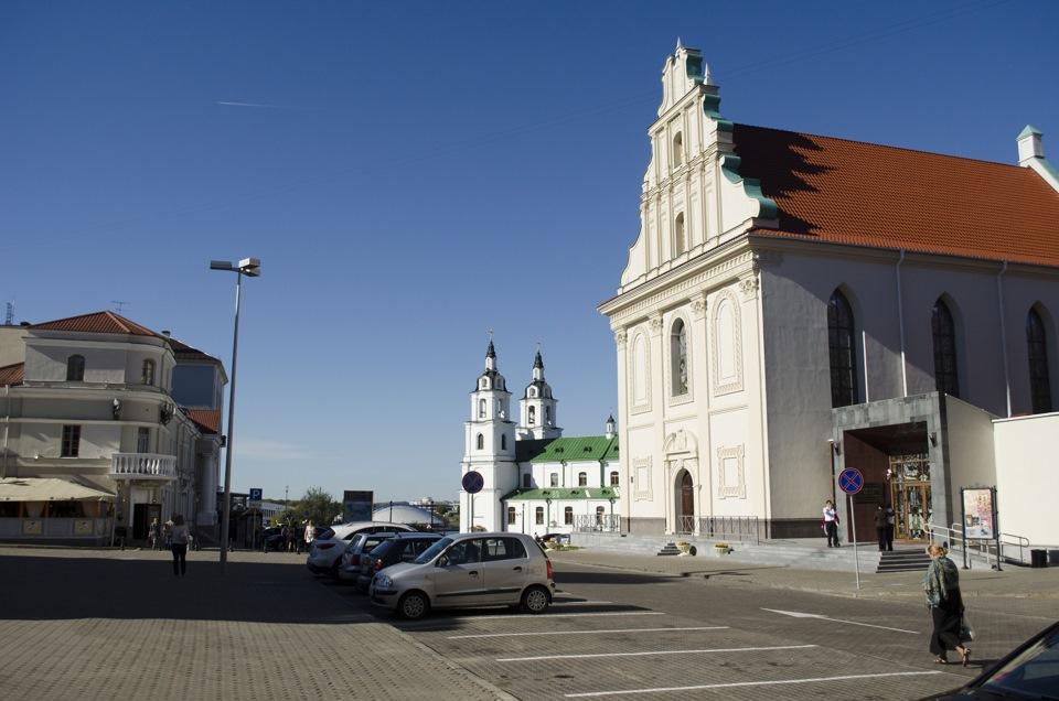 Москва-Минск-Брест - Активный отдых - Babyblog ru
