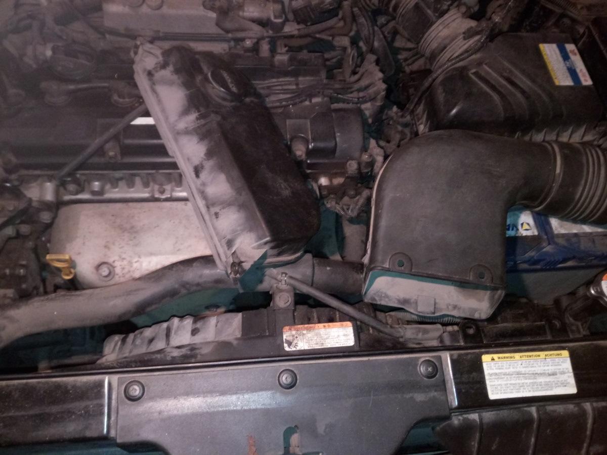 Замена переднего кронштейна хендай туксон Замена масла в АКПП astra h