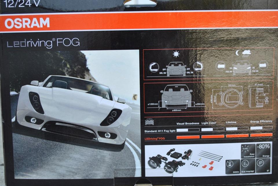 osram ledriving fog102 ford focus hatchback. Black Bedroom Furniture Sets. Home Design Ideas