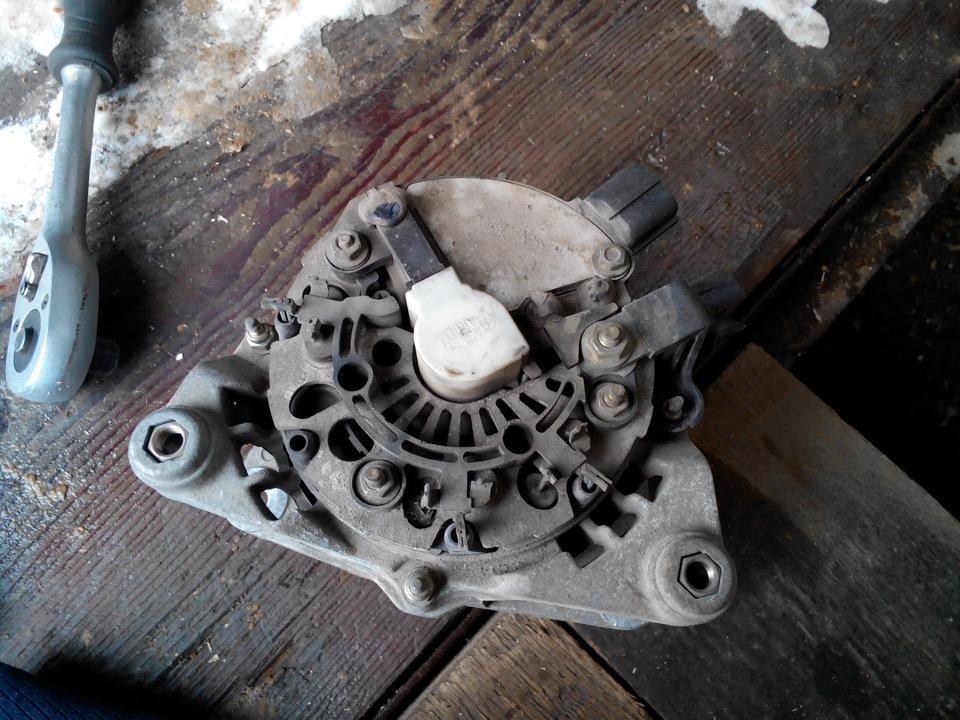 Генератор форд фокус 2 ремонт своими руками 923