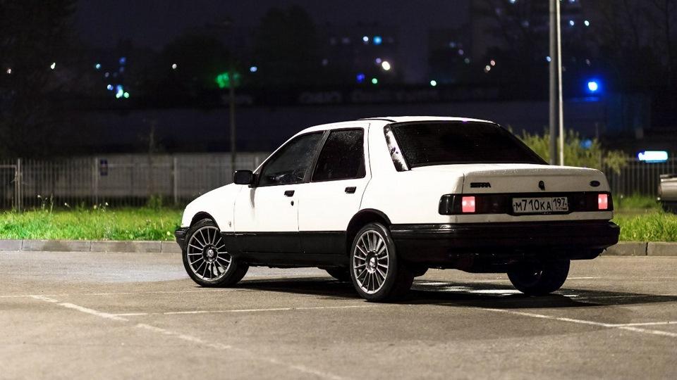 ford sierra 1985 ремонт самостоятельно: