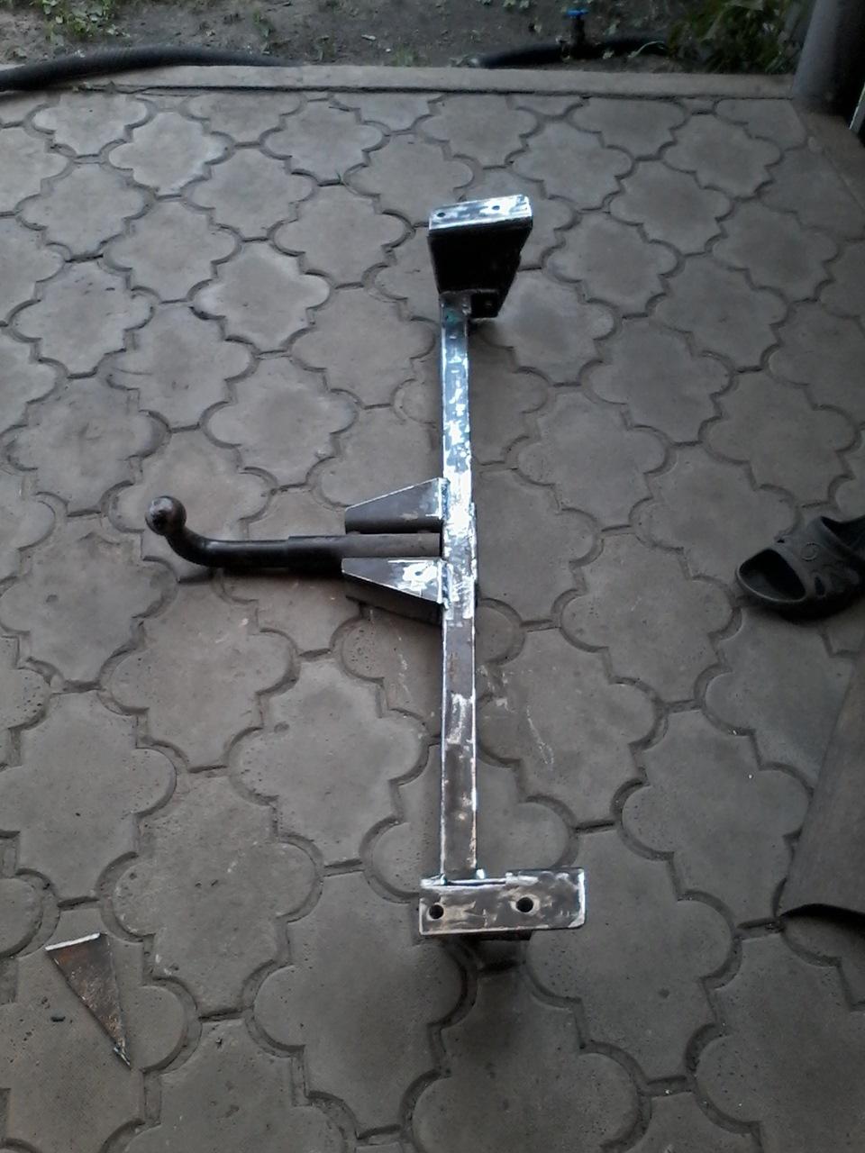 Изготовление фаркопа своими руками инструкция с фото 5