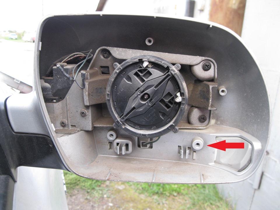 hyundai elantra 2012 замена повторителя поворота