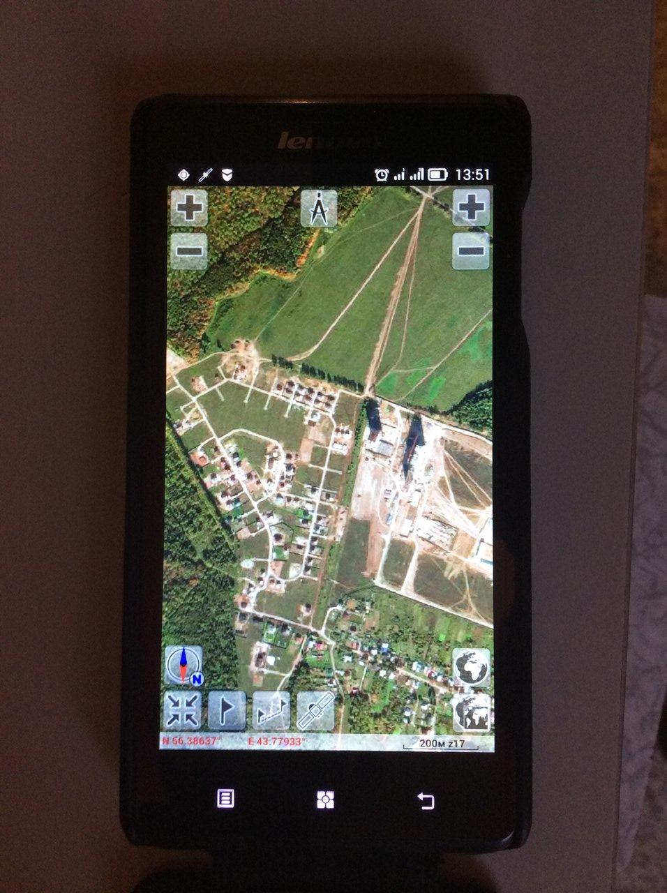 Скачать программу навигации на планшет