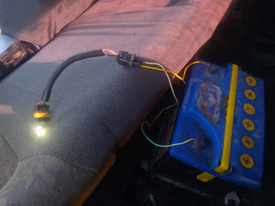 Фото №20 - почему не работает бензонасос на ВАЗ 2110