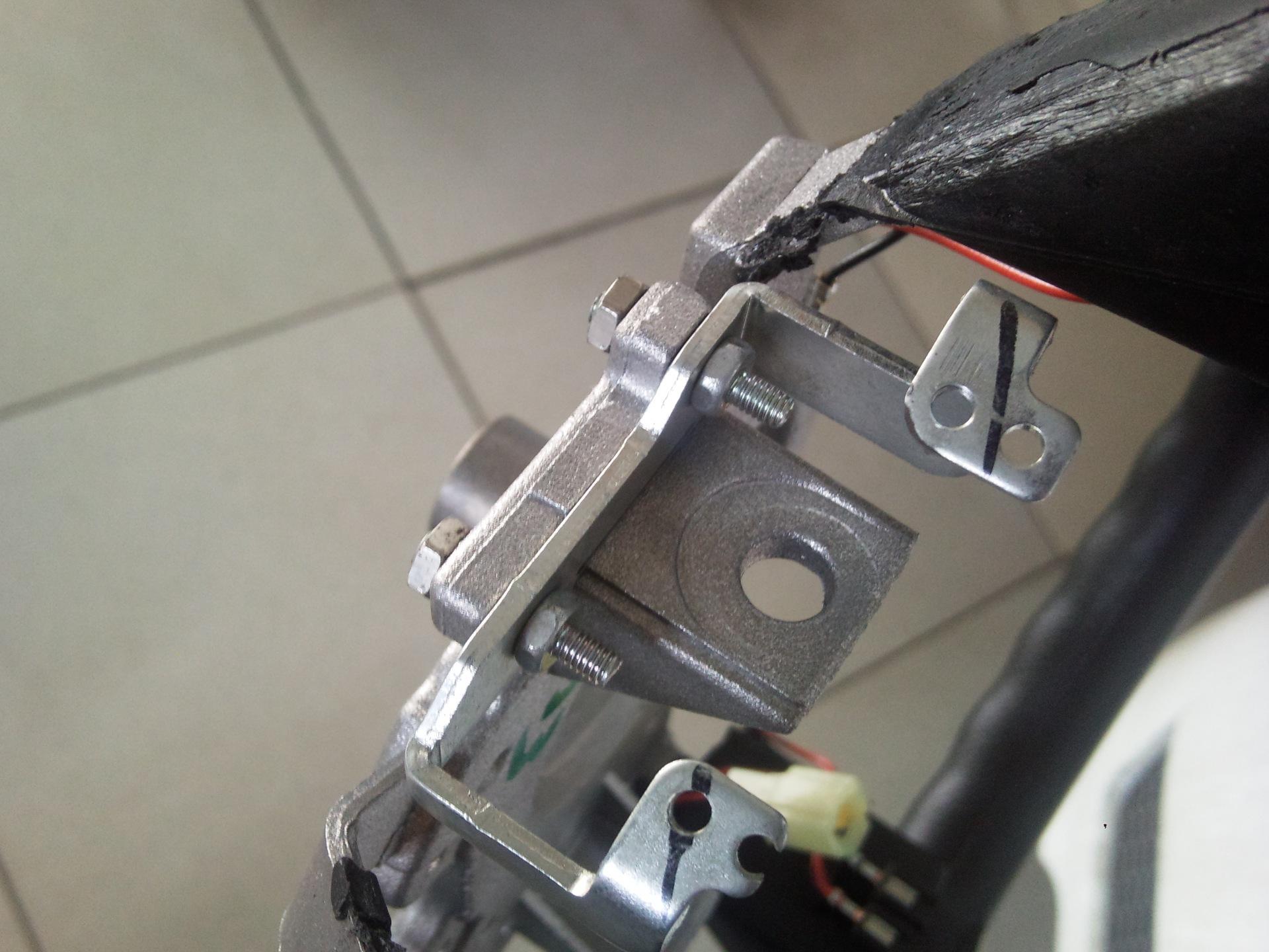 chevrolet lacetti провод рулевой пульт
