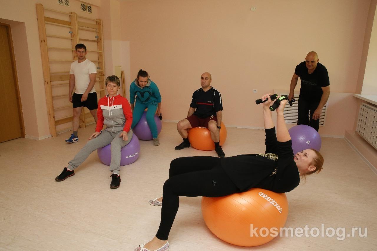 Программа похудения в санаториях крыма