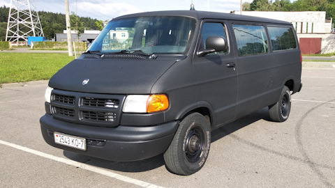 Dodge Ram Van (3rd generation)  Owners' reviews with photos