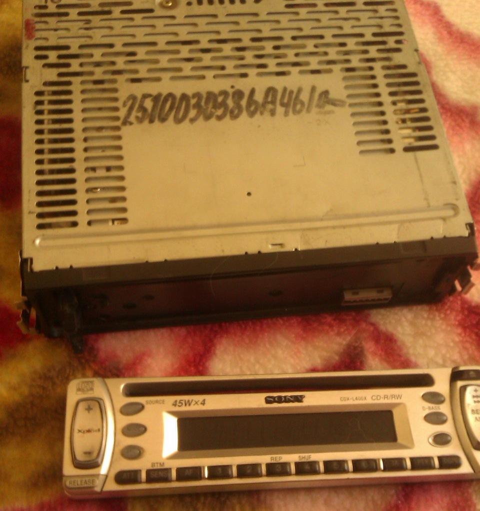 магнитола toyota 50320 не читает диски