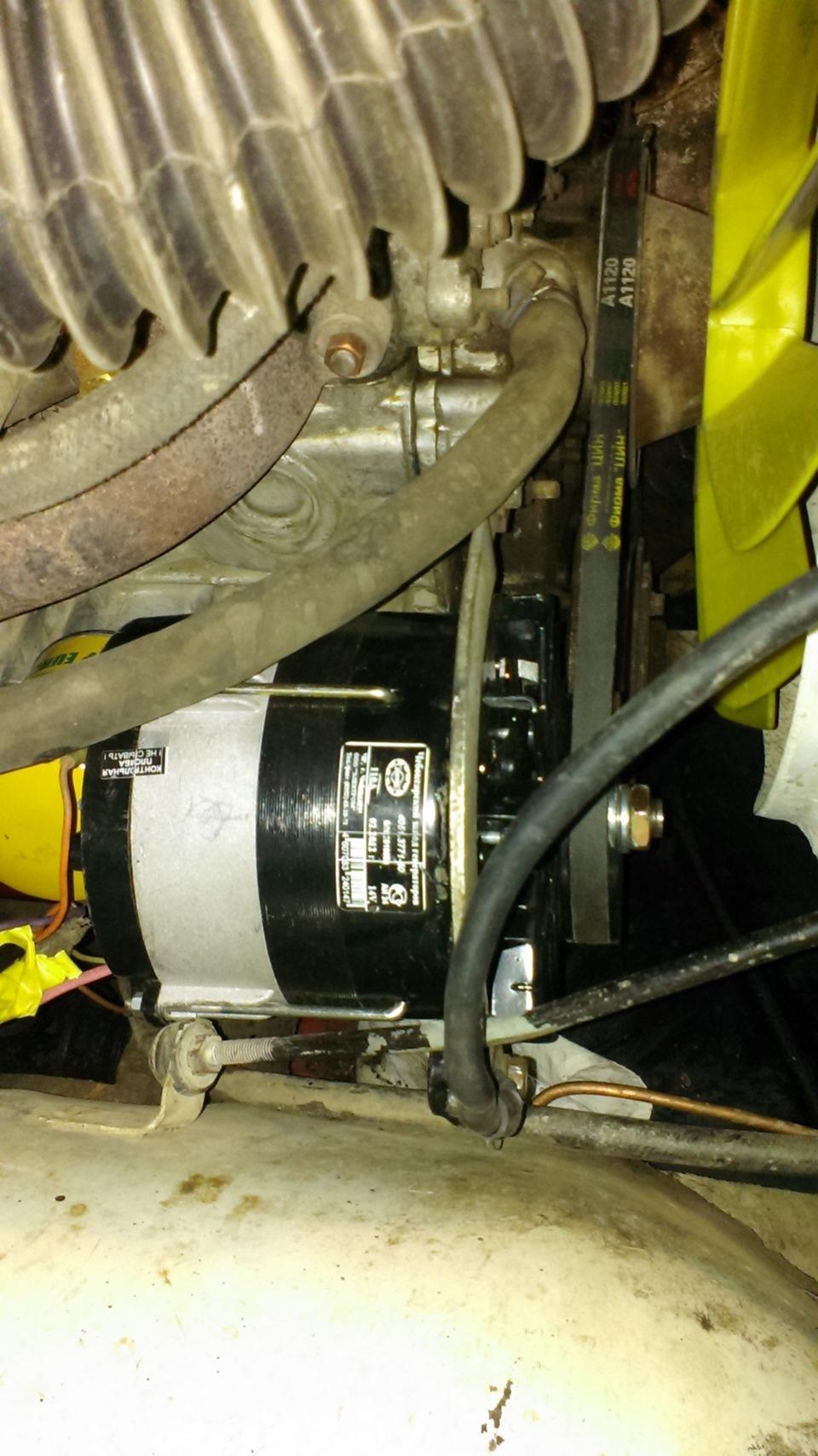 генератор 15 3701 схема подключения