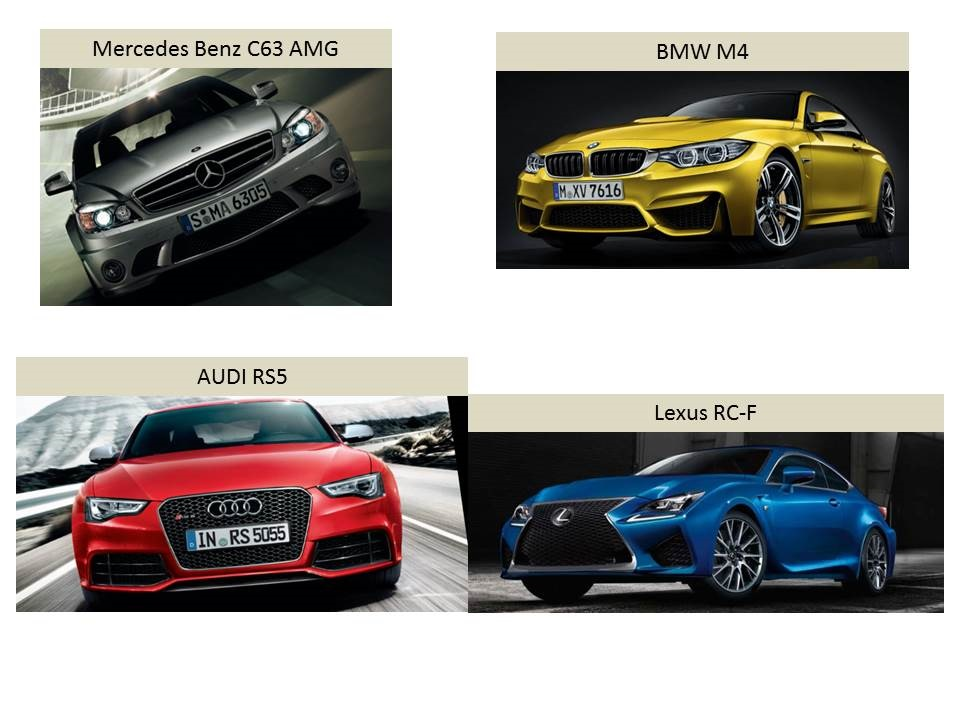 сравнение и выбор Audi Rs5 Bmw M4 Mercedes Amg C63 Audi Rs5 42