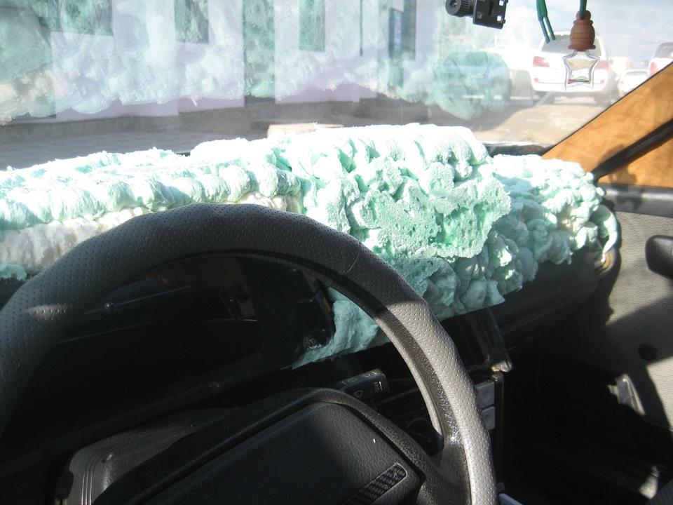 Торпедо для авто своими руками