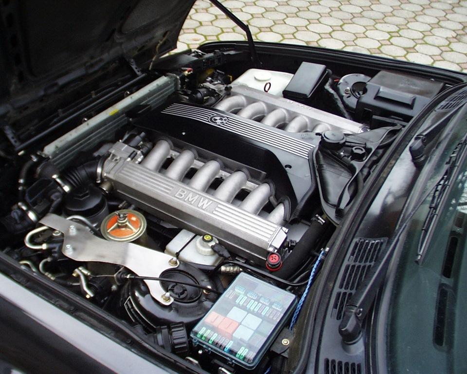 Забрали мотор свап на 3л V6 турбо Vq30det бортжурнал