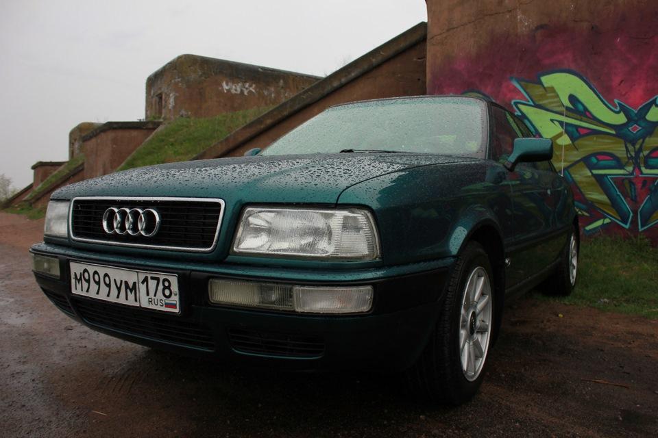 Audi 80 B4 В Пути…