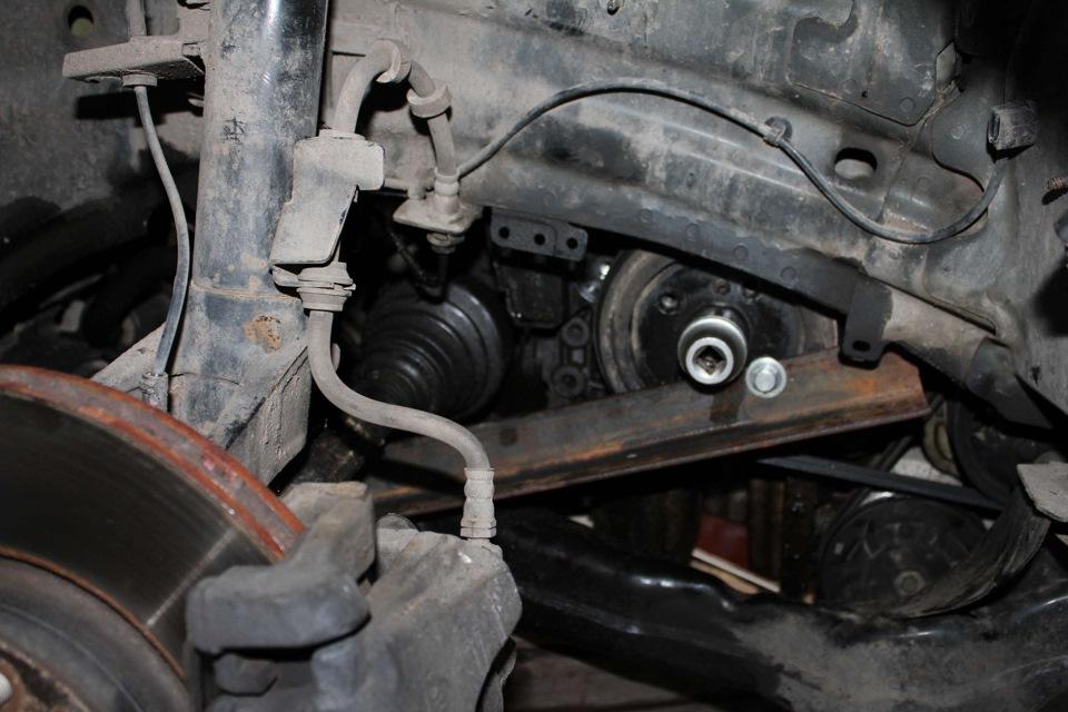 двигатель ford- volvo 2.5 220л.с замена грм