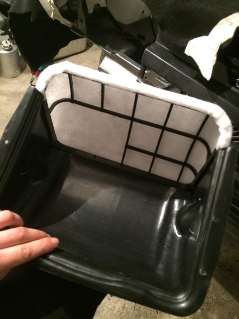 Как сделать забор воздуха с салона ваз 2109