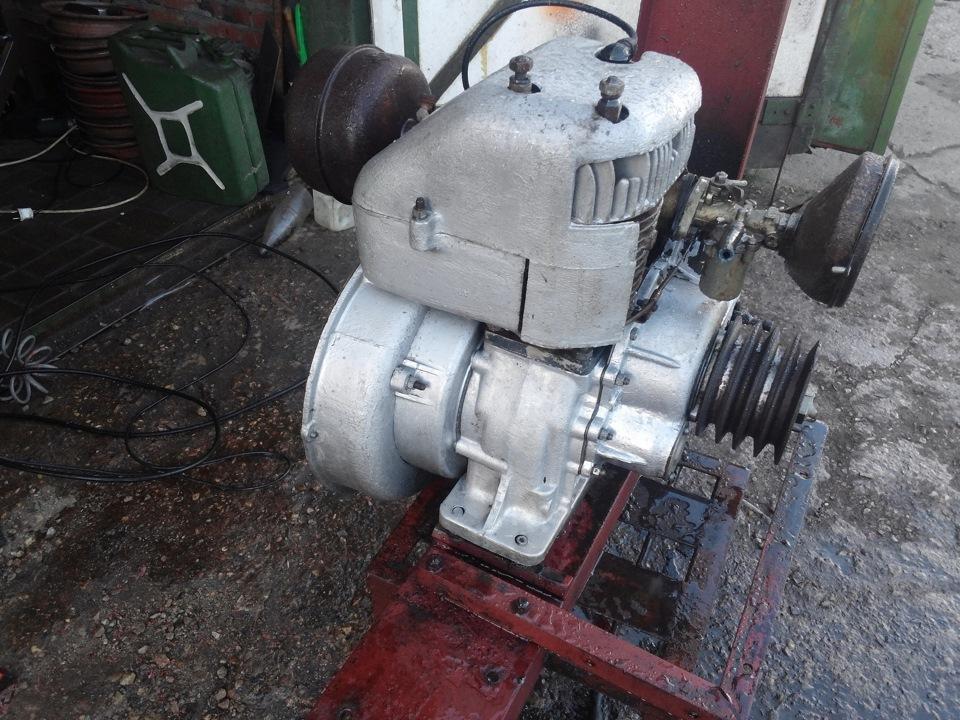 Двигатель умз-5в руководство по эксплуатации