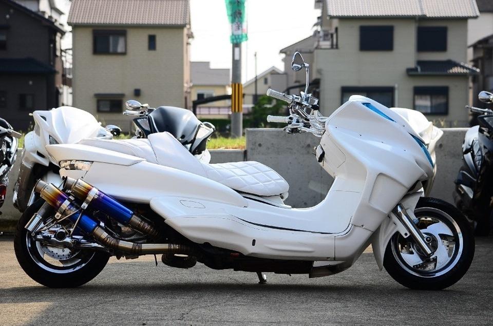 японские скутеры фото этом видео