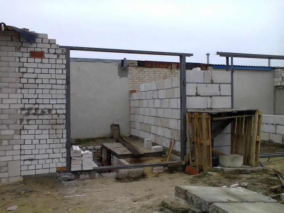 Строительство гаража в гаражном кооперативе купить распашные ворота для гаража в ростове