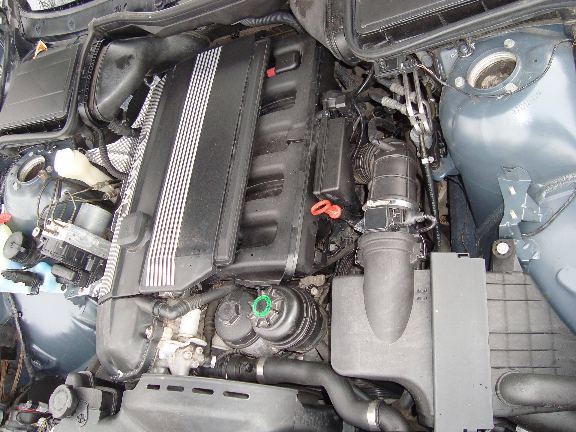 Фото № 6154 Как заменить клапан рециркуляции карторных газов на бмв е-46 двигатель м-54