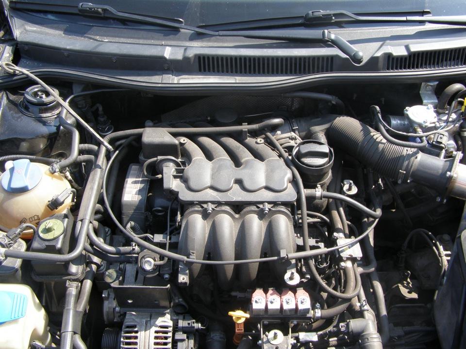 Свап двигателя на октавия
