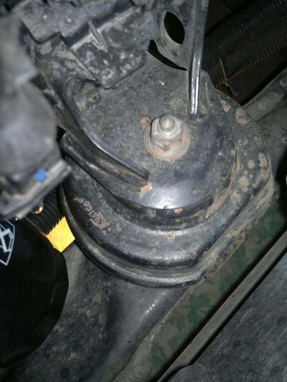 Как заменить опору двигателя на амулет запчасти на чери амулет на жукова