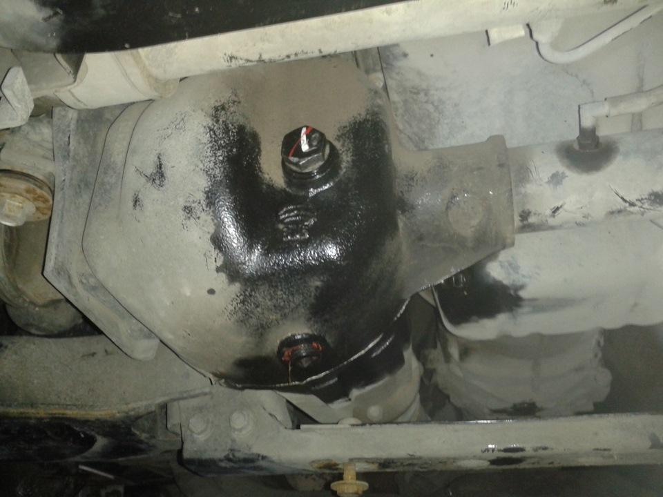 замена масла в трансмиссии н5 - бортжурнал Great Wall Hover 2013 года на DRIVE2