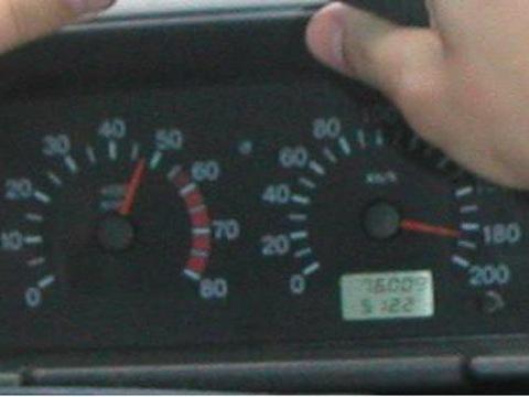 Фото спидометра на скорости ваз
