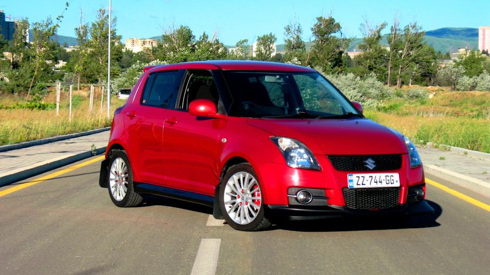 Suzuki Swift Angry Suzy   DRIVE2