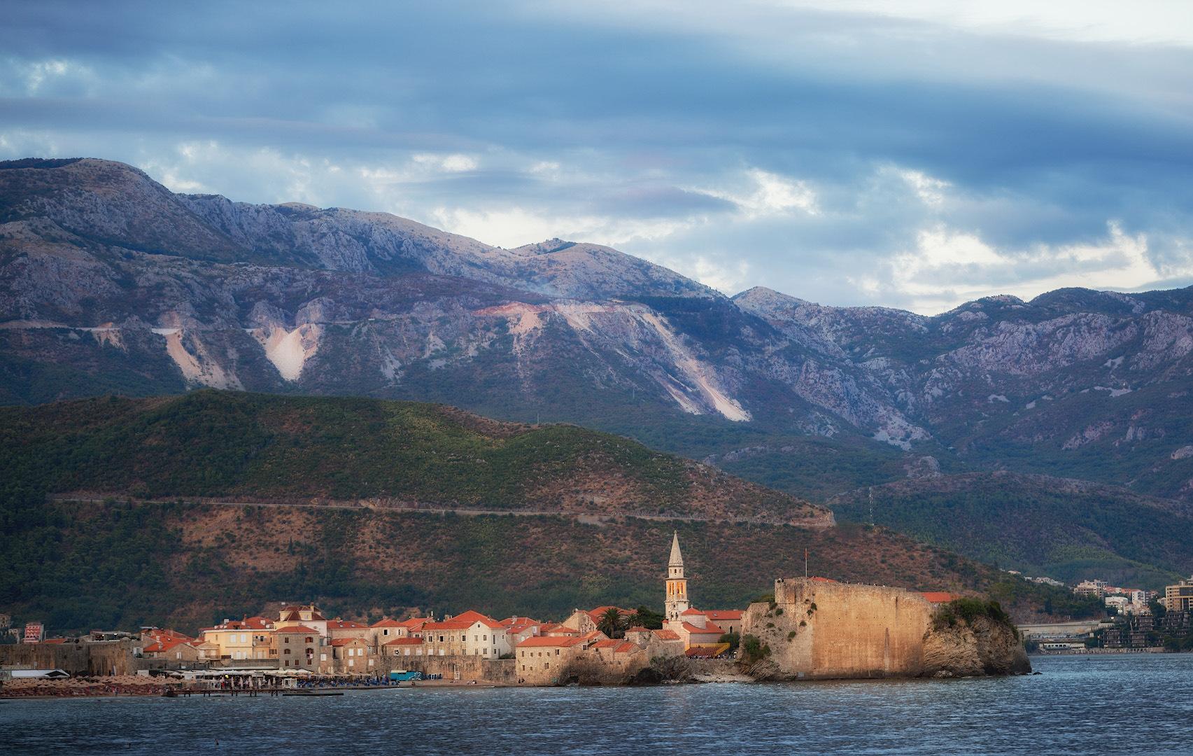 Сентябрь знаменует в Черногории наступление бархатного сезона