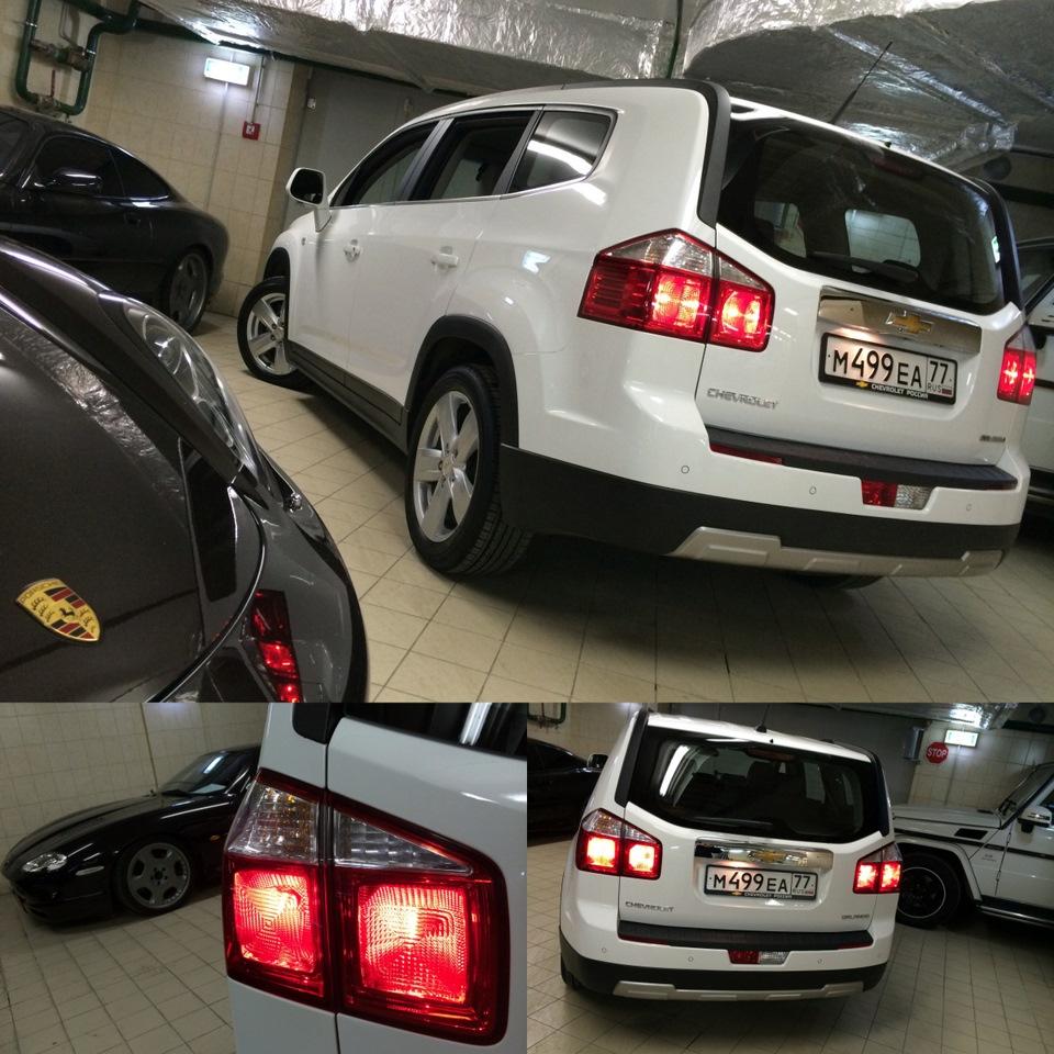 Chevrolet orlando в узбекистане фото