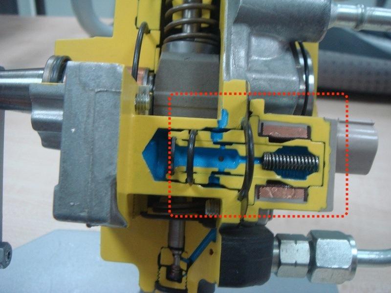 регулятор топливного давления митсубиси л200
