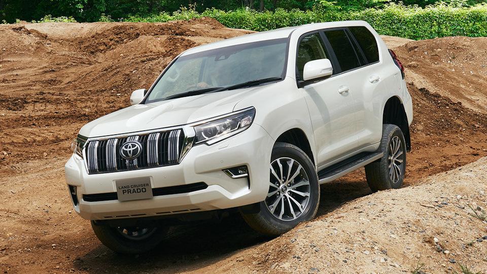 Обновление Toyota Land Cruiser Prado 150