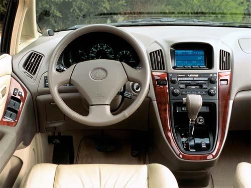 Lexus Rx 300 2000 Года Выпуска, Руководство По Эксплуатации