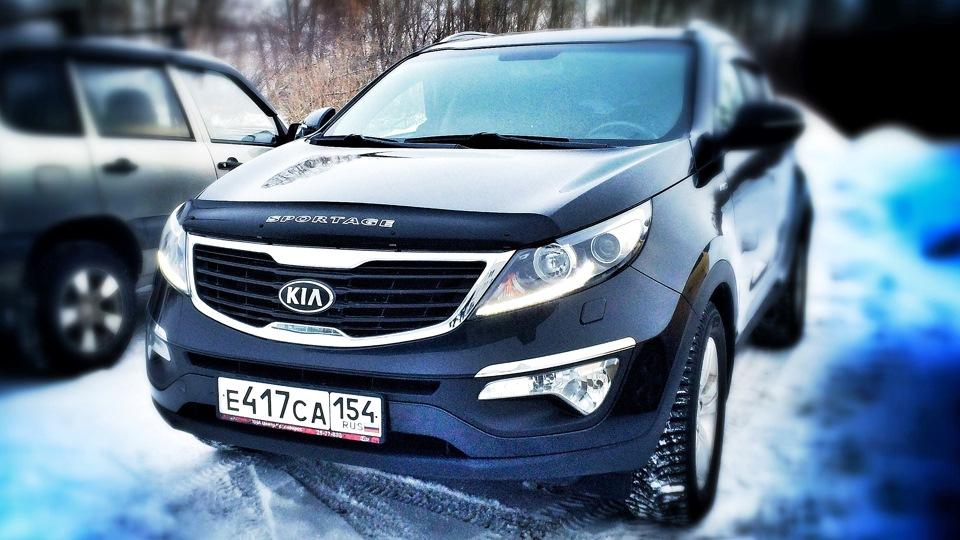 Kia Ceed 3rd Generation >> KIA Sportage BUFFALO(AWD,AT,Prestige) | DRIVE2