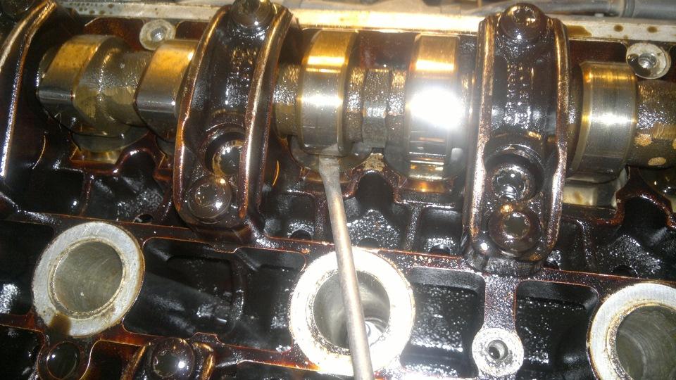 Замена тосола с промывкой ланцер 9