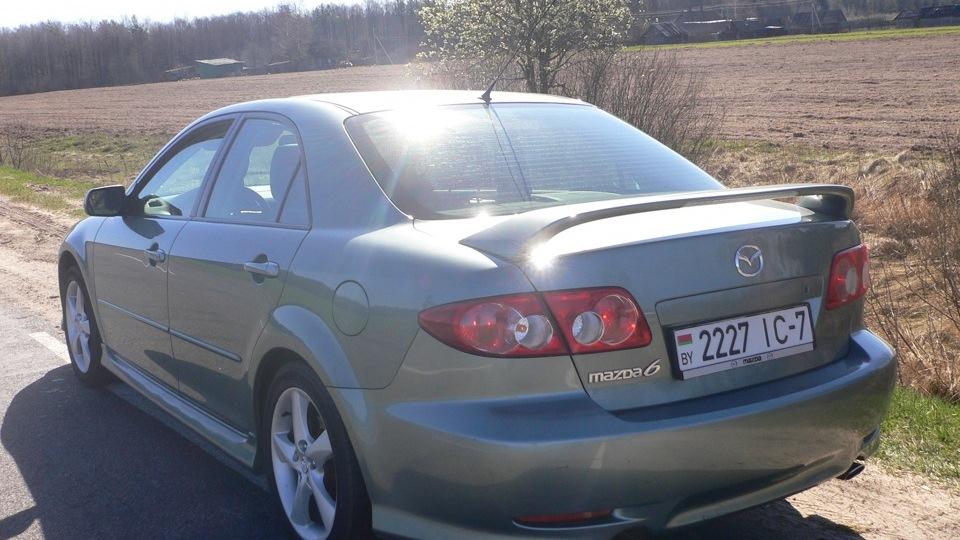 2004 mazda 6s