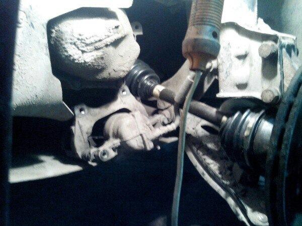 замена гранаты на фиат альбеа