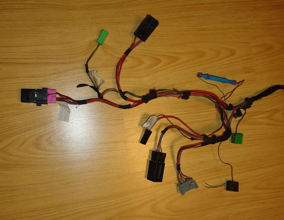 три провода -это к блоку