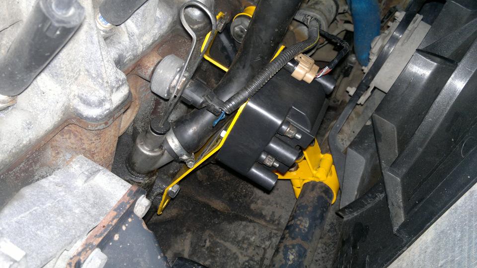 Дополнительная опора двигателя ваз 2110 8 клапанов 143
