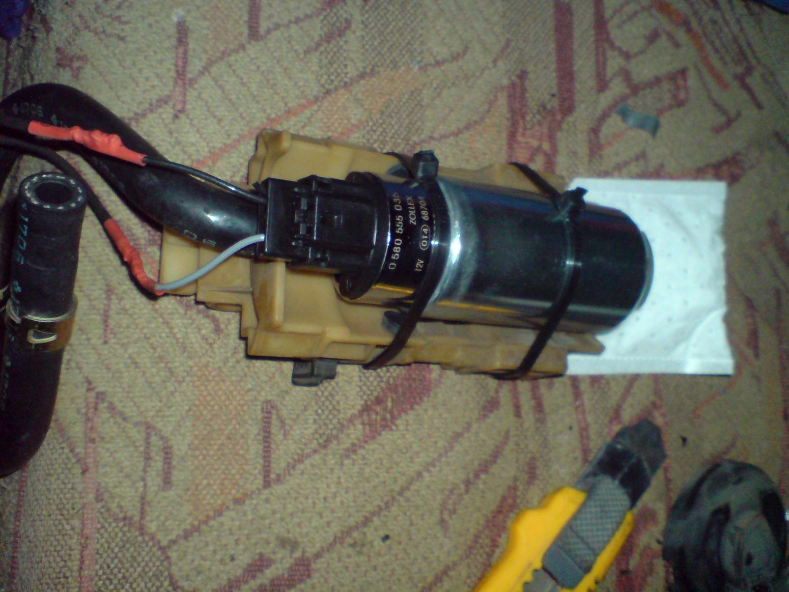 Фото №6 - топливный насос ВАЗ 2110 технические характеристики