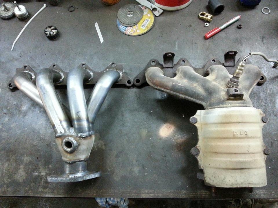 Mitsubishi Lancer 9: ошибка P0421 и замена катализатора