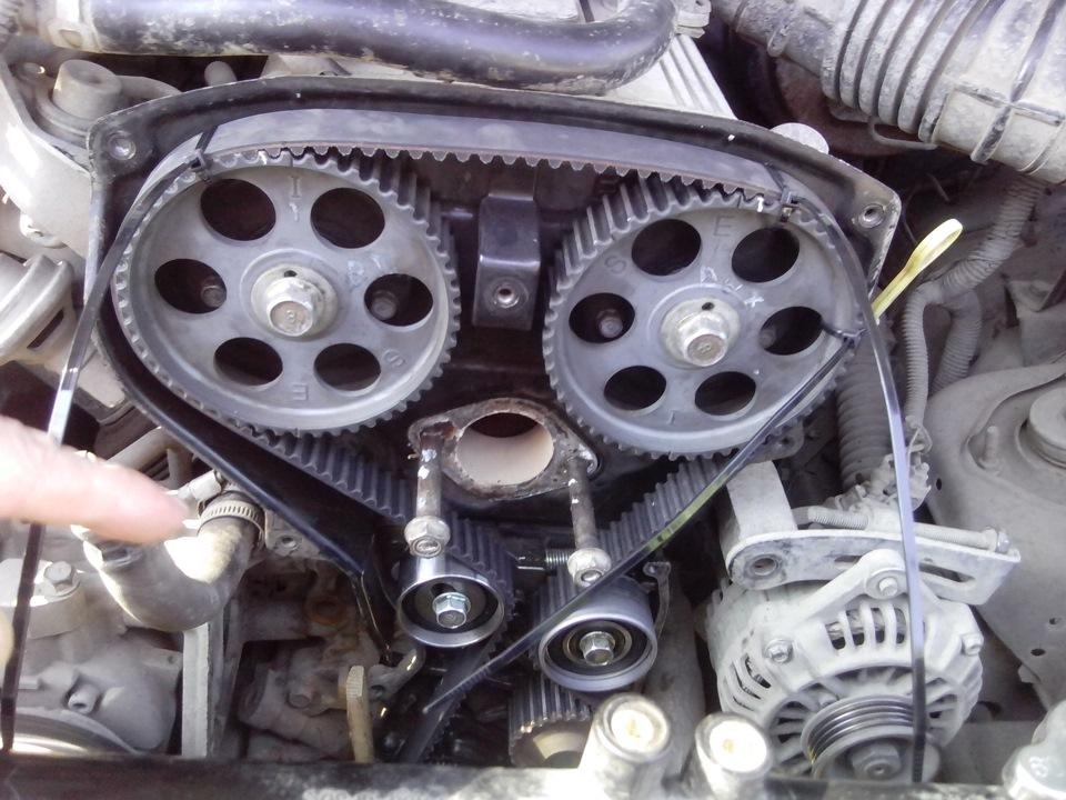 Замена ремня грм киа спортейдж 2 2009 года двигатель 2 литра своими руками 62