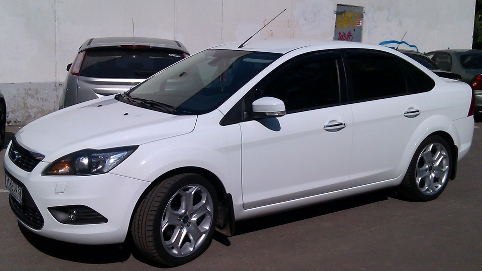 Ford Focus 3 рестайлинг - купить новый Форд Фокус в СПб по ...