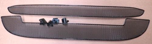 Защитная сетка на решетку радиатора калина 2 своими руками